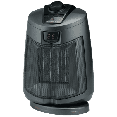 1800W Grey Ceramic Heater