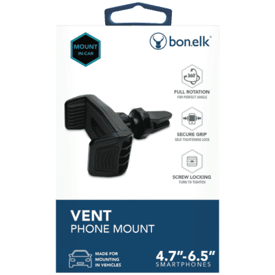 Vent Mount Smart Phone Holder