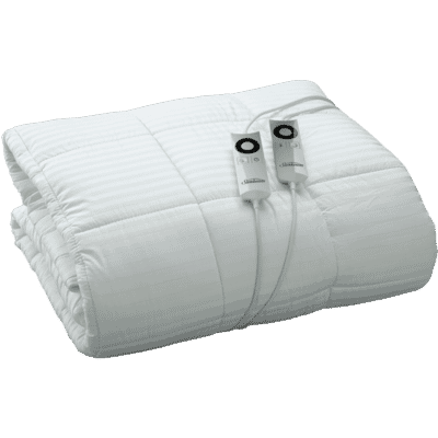 SleepPerfect QB Fitted Quilted Electric Blanket