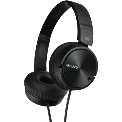 On Ear Noise Cancelling Headphones