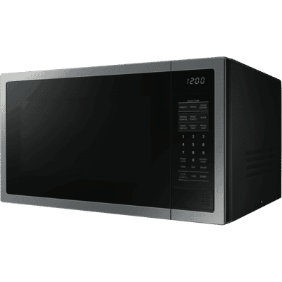 34L 1000W Stainless Steel Microwave